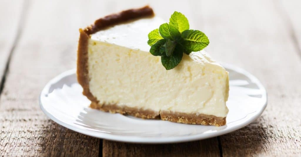 freeze cheesecake