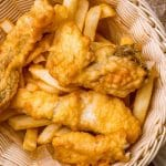 How To Reheat Fish and Chips Without Them Going Soggy