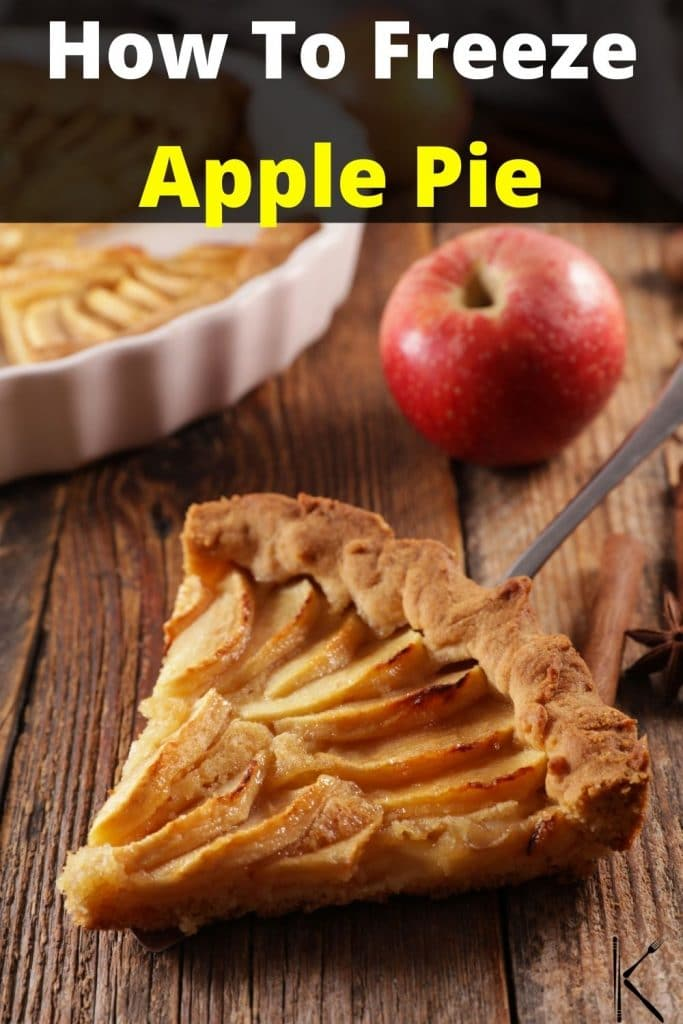 frozen apple pie