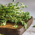 How To Dry Fresh Thyme Successfully