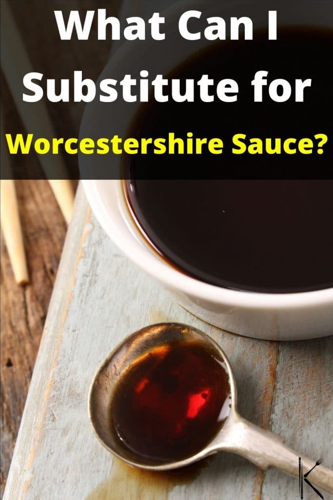 worcestershire sauce replacement