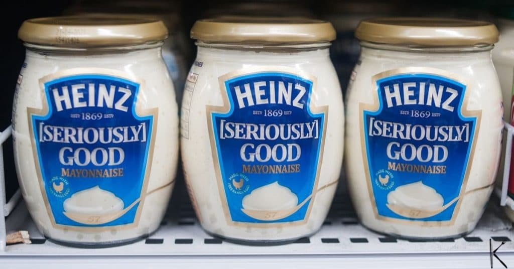 mayonnaise substitute