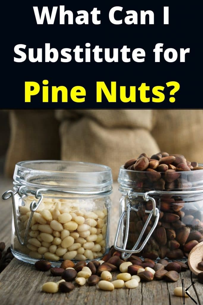 pine nut replacement